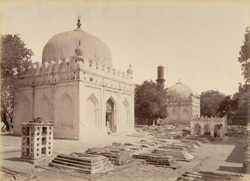 The Shekh-ka-Roza, Gulbarga.